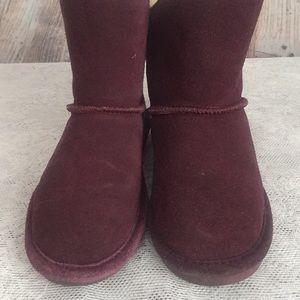 Girls Bearpaw boots